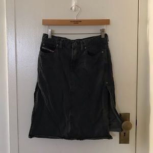 Diesel Jeans denim skirt